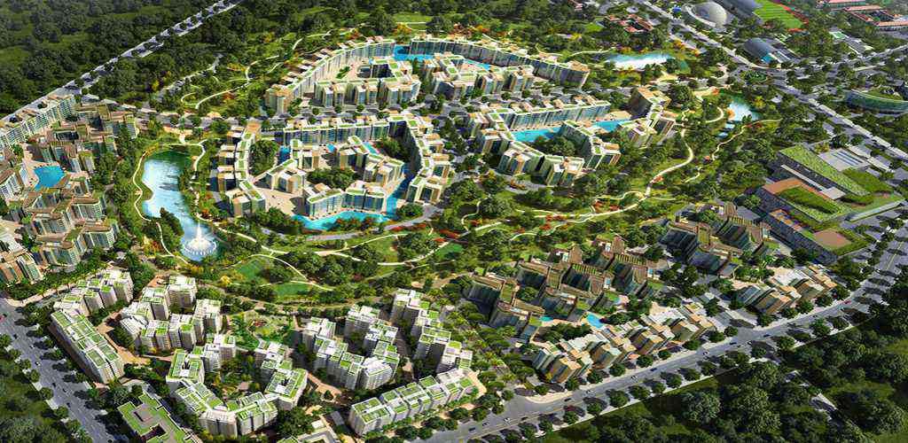Tiến độ dự án Celadon City mới nhất năm 2021