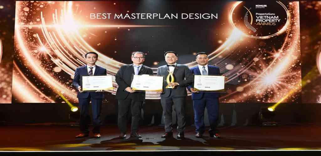 Gamuda Land nhận giải thưởng chủ đầu tư xuất sắc năm 2020