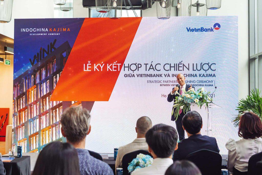 indochina hop tac viettinbank