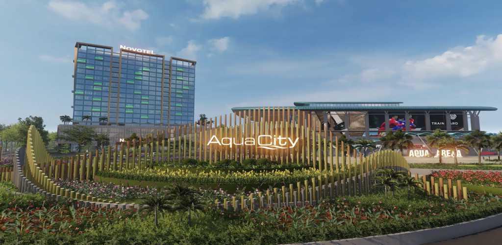 Aqua Arena và Novotel 4 sao – bộ đôi tăng giá trị cho Aqua City