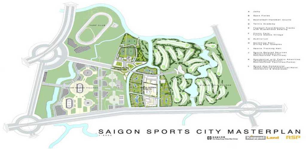 mat bang tong the du an saigon sports city