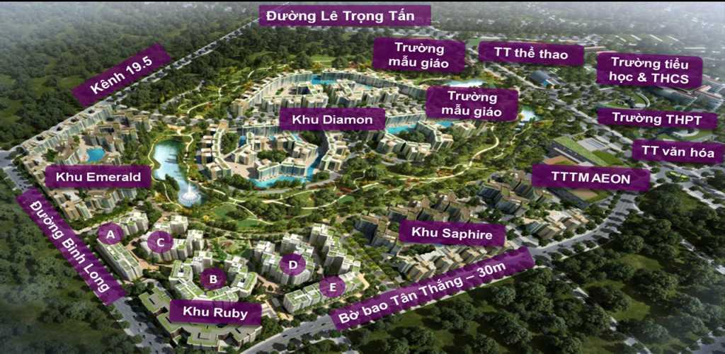 mat bang tong the celadon city