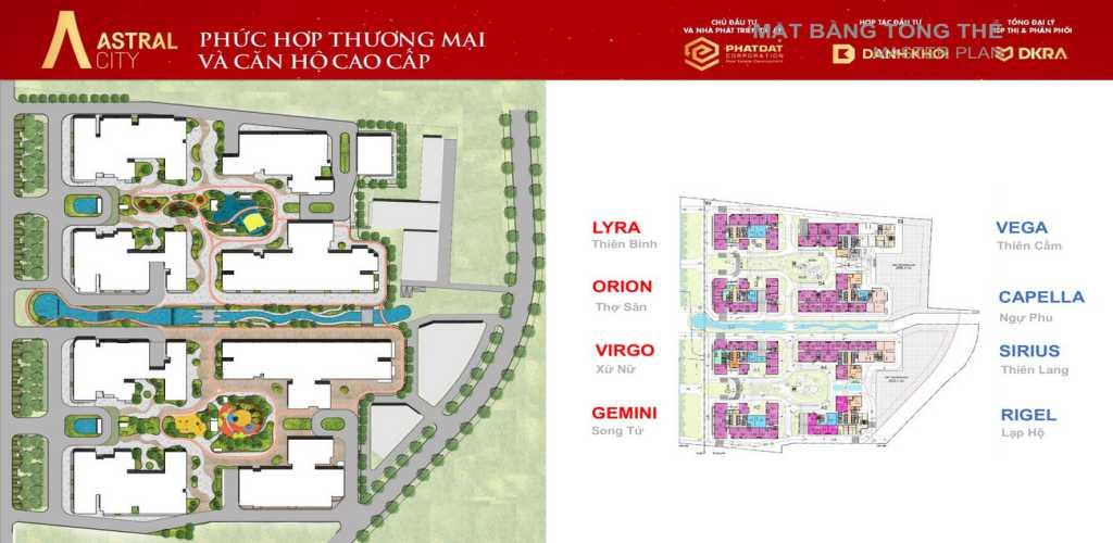 mat bang tong the astral city