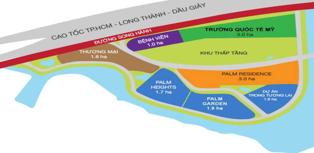 mat bang tong the palm city