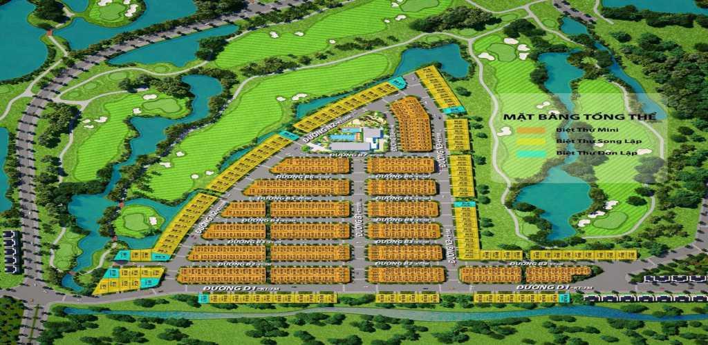 mat bang tong the west lakes golf villas