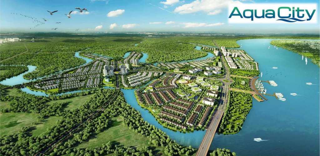 Những giải pháp công nghệ nào giúp tăng giá trị của Aqua City?