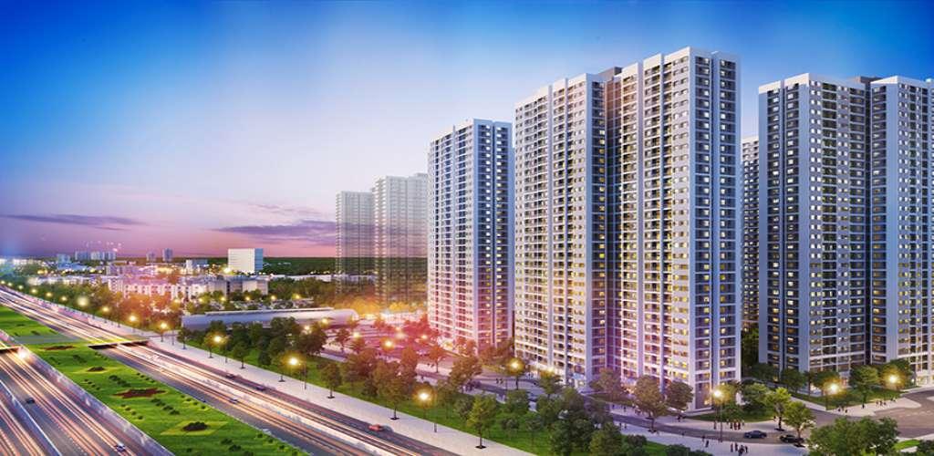 Những dự án nghìn tỷ của Vinhomes tại khu Đông Hà Nội