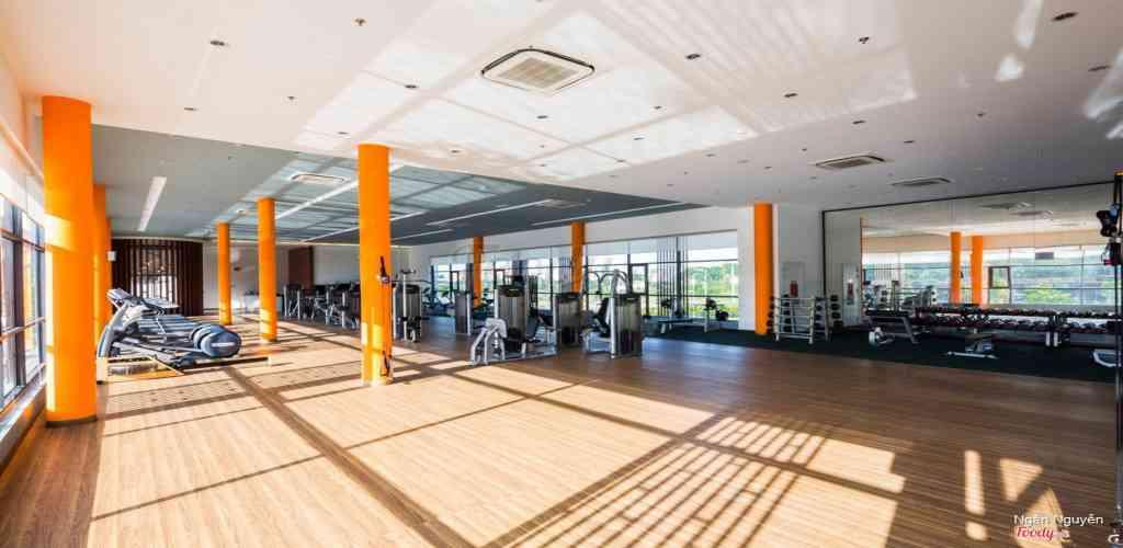 phong tap gym celadon sports resort club