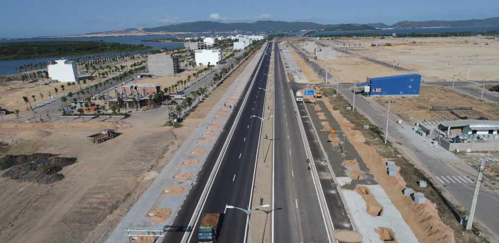 Quốc Lộ 19B làm tăng giá trị dự án Kỳ Co Gateway