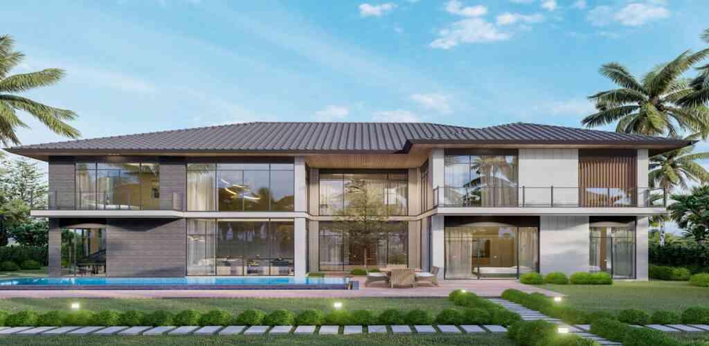 Biệt thự ven sông Nam Long thu hút giới giàu lựa chọn?