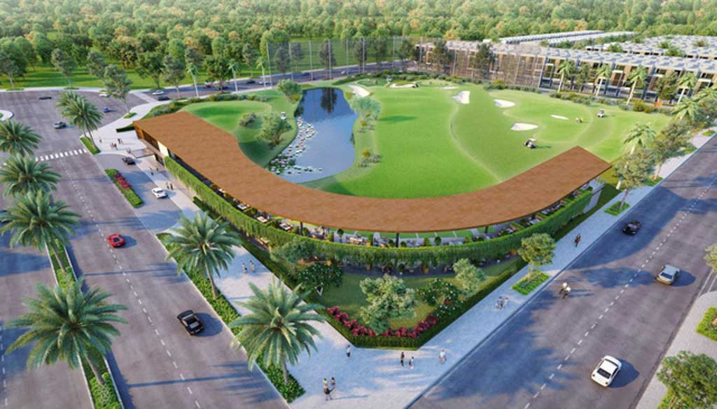 Kita Group triển khai sân tập Golf Academy đẳng cấp tại Cần Thơ