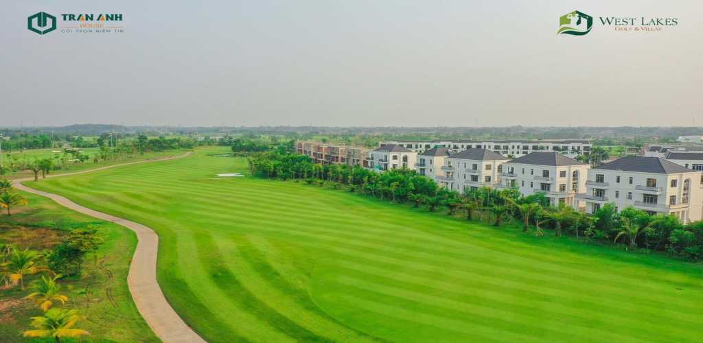tien do west lakes golf villas