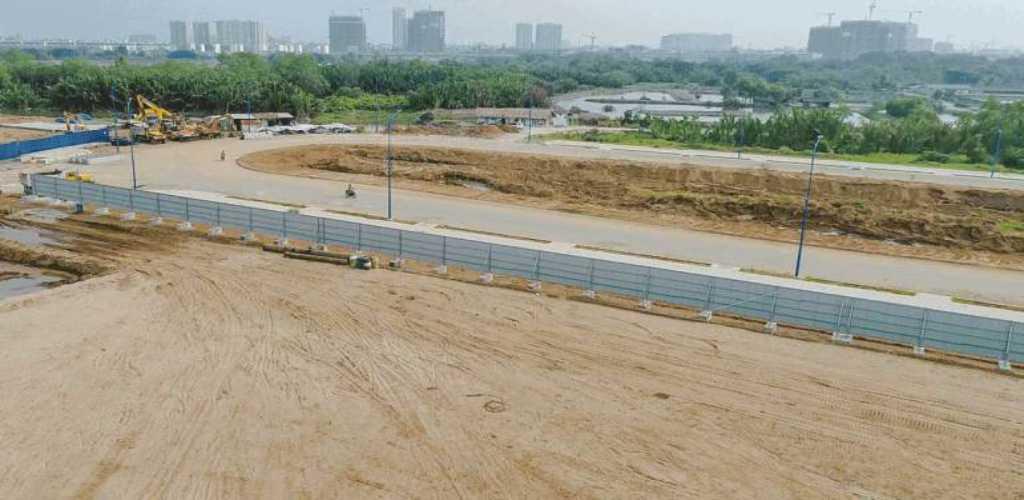 Tiến độ dự án Saigon Sports City cập nhật năm 2021