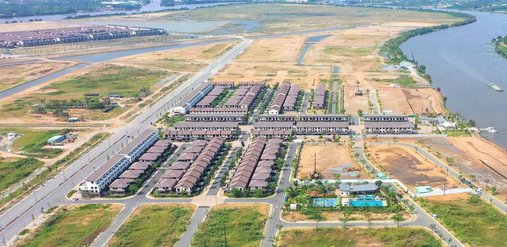 Tiến độ dự án Waterpoint Nam Long cập nhật năm 2021