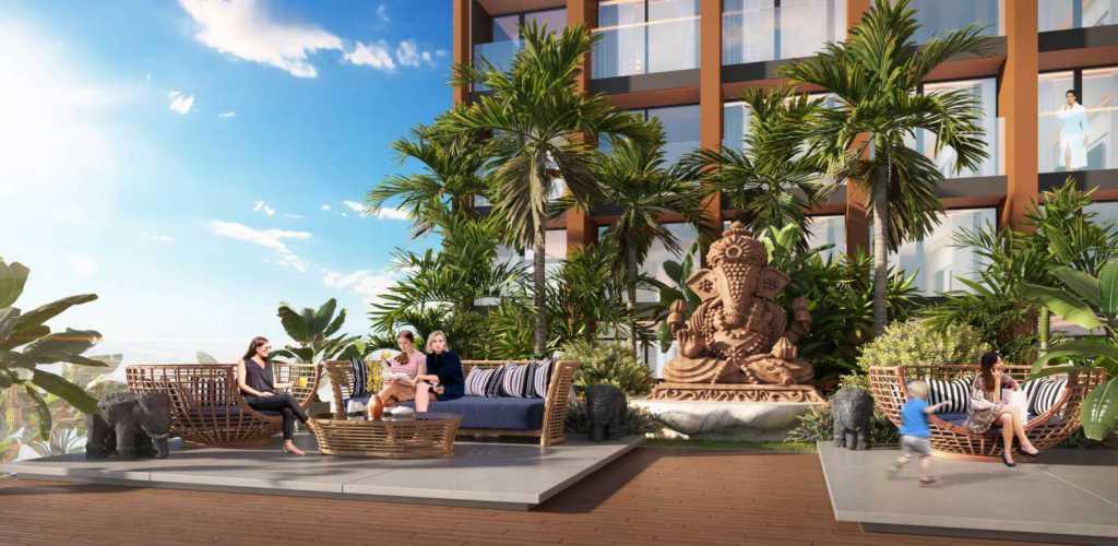 Thiết kế dự án Apec Mandala Grand Phú Yên mang đậm nét văn hóa Chăm