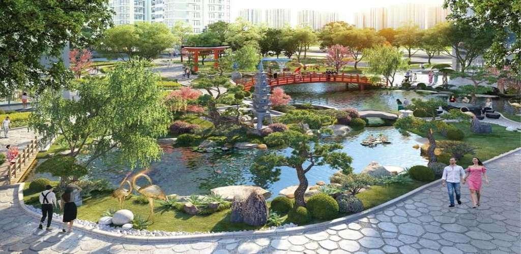 tien ich phan khu the sakura vinhomes smart city