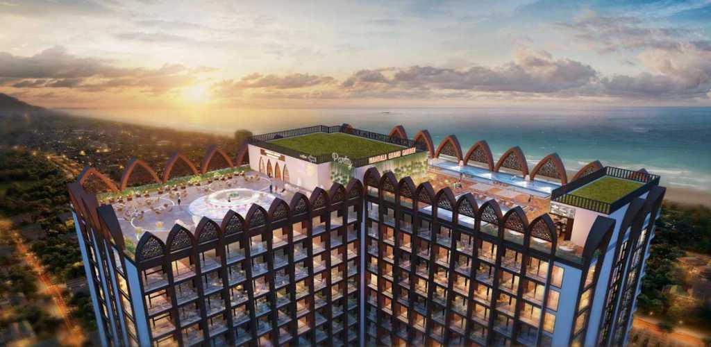 Apec Mandala Grand đánh thức tiềm năng du lịch Phú Yên
