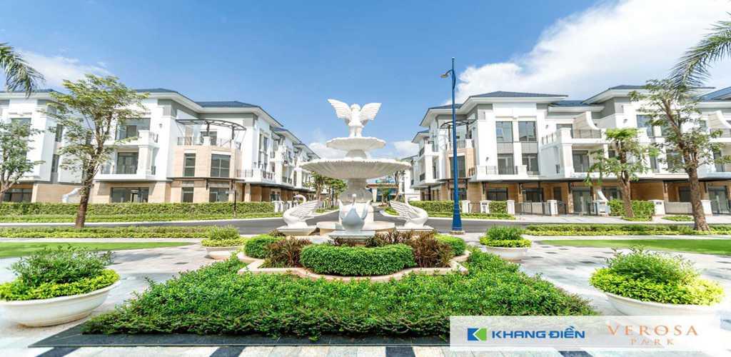Có nên mua nhà phố biệt thự Verosa Park năm 2021 không?