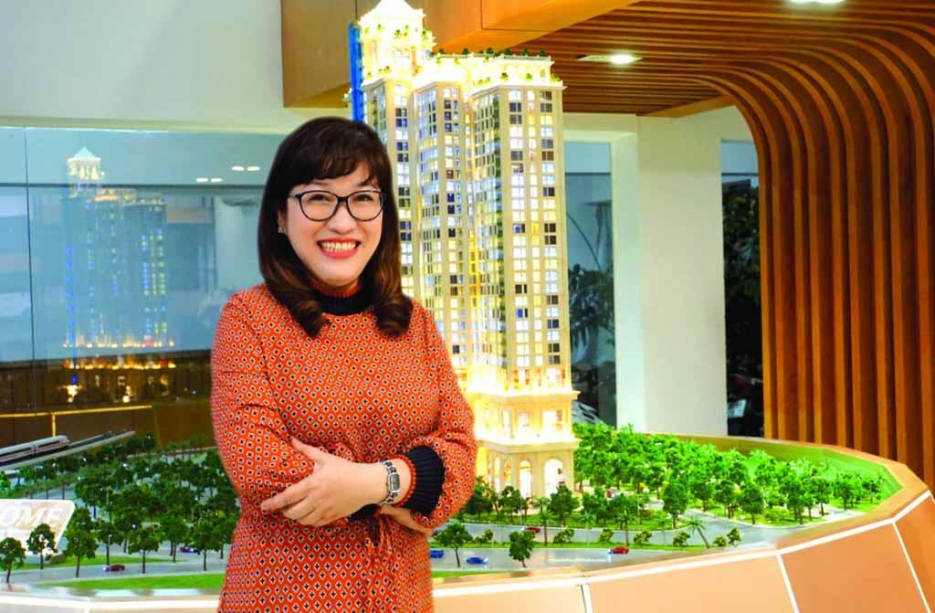 Nữ tướng Phúc Khang với những công trình nghìn tỷ