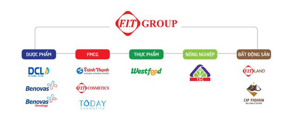 cac nganh nghe cua fif group