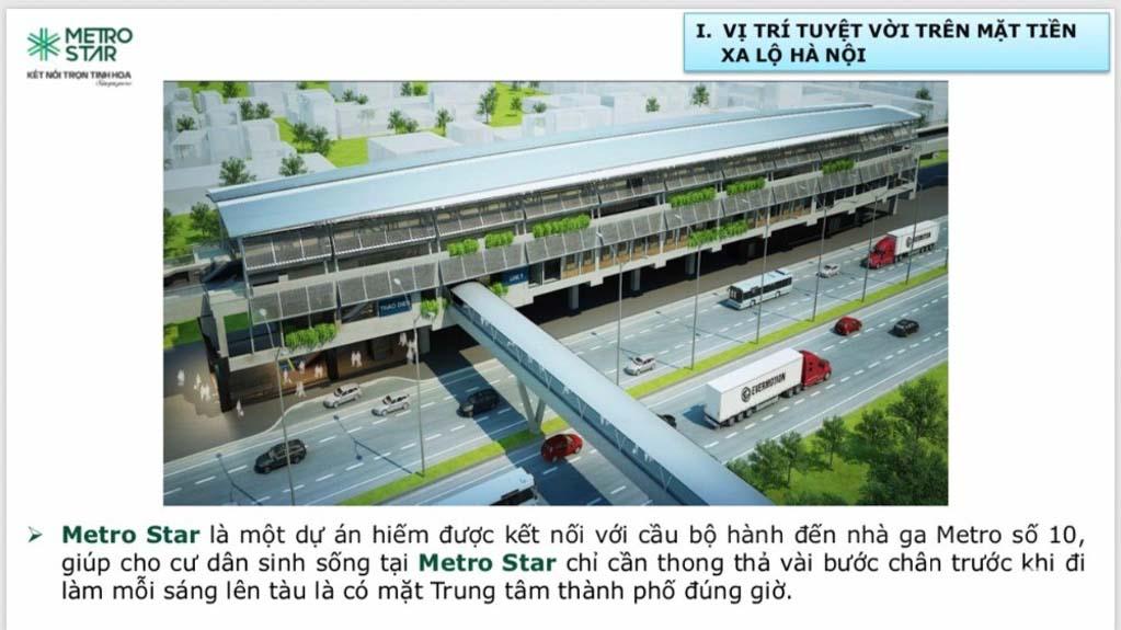 Có nên mua dự án Metro Star hay không?