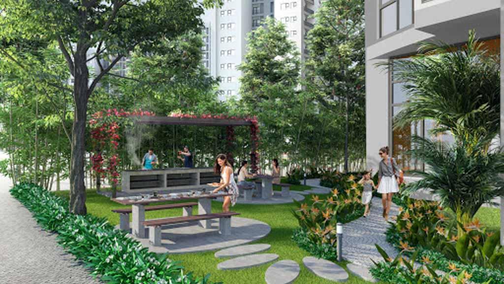 Lý do căn hộ Le Grand Jardin thu hút khách hàng?