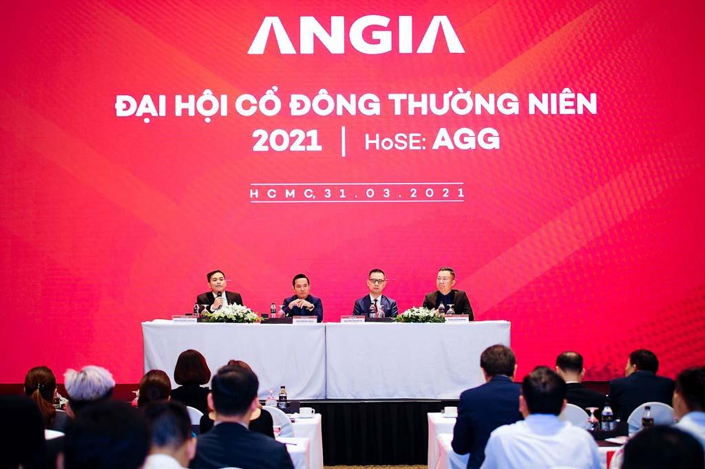 Chiến lược phát triển của An Gia trong năm 2021 ra sao?