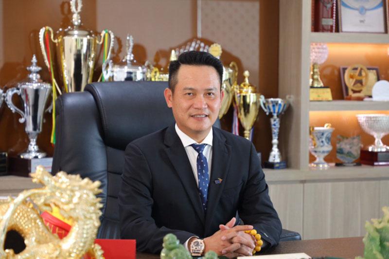 Tổng giám đốc DHA Corp là ai?
