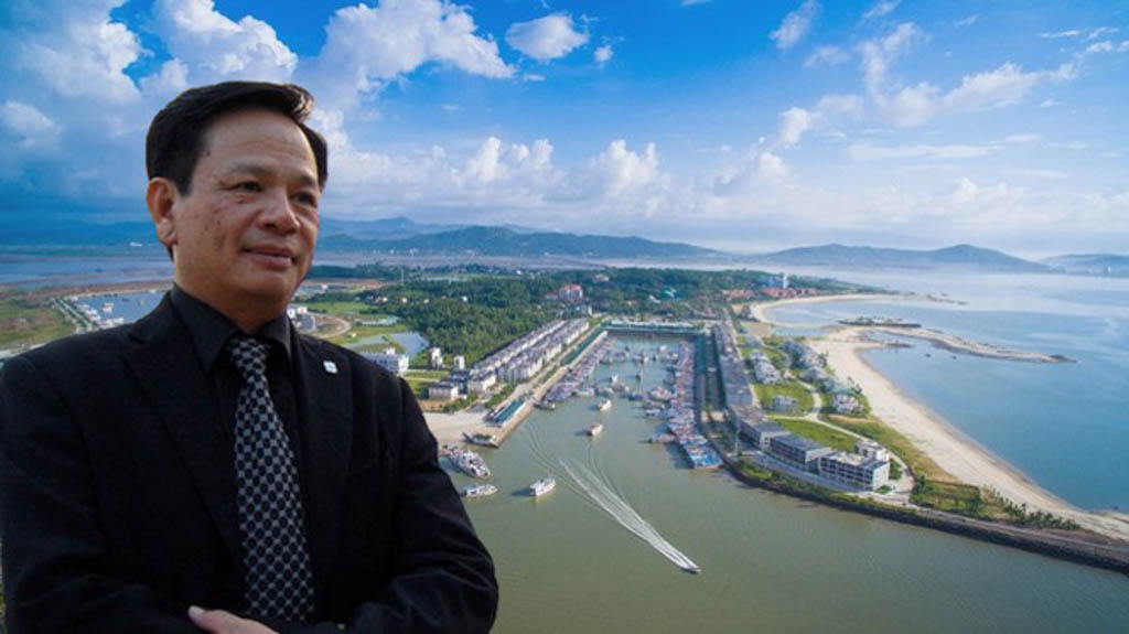 Những chuyện chưa kể về chủ tịch Tuần Châu Group