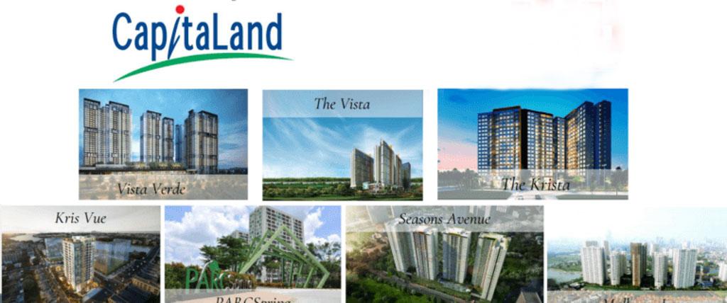 Có nên mua dự án của Capitaland Vietnam không?
