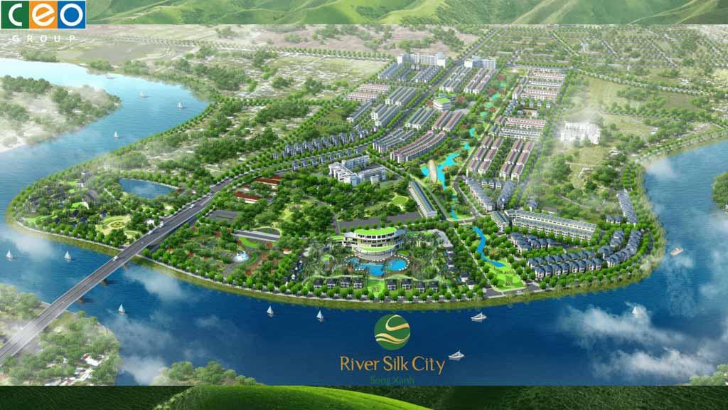 du an river silk city