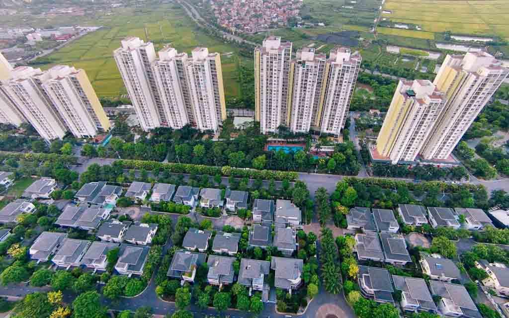 TOP 9 dự án chung cư hoàn thiện của Ecopark ra sao?