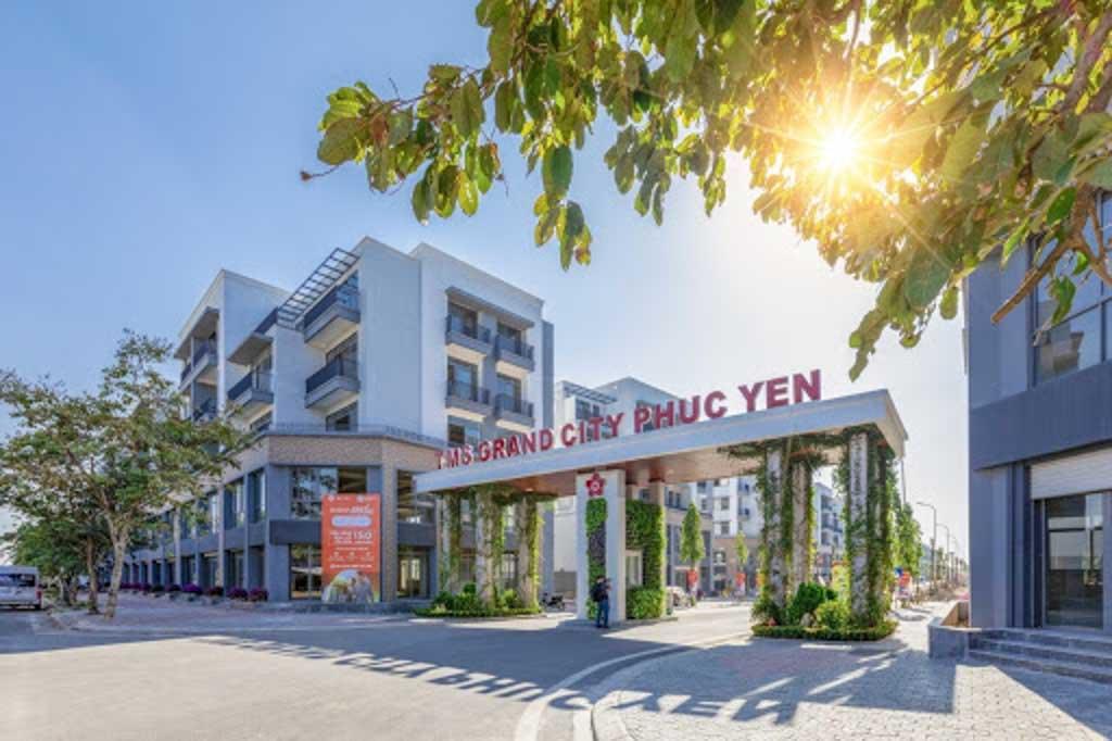 Có nên mua TMS Grand City Phúc Yên?