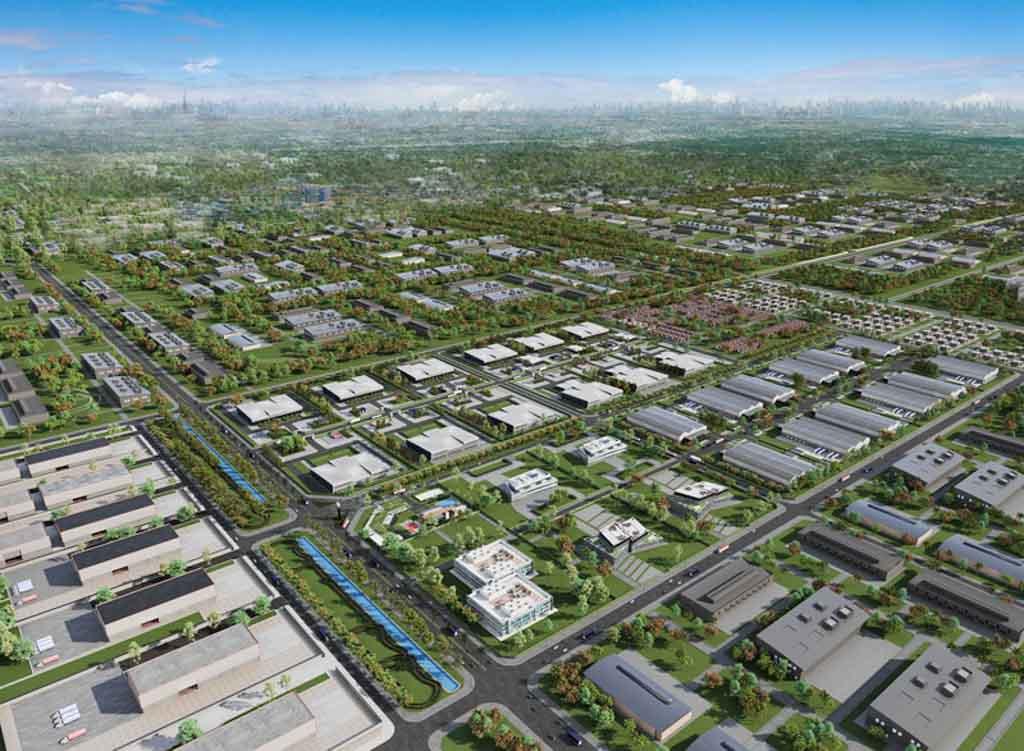 Frasers Property ra mắt dự án bất động sản công nghiệp đầu tiên tại Việt Nam