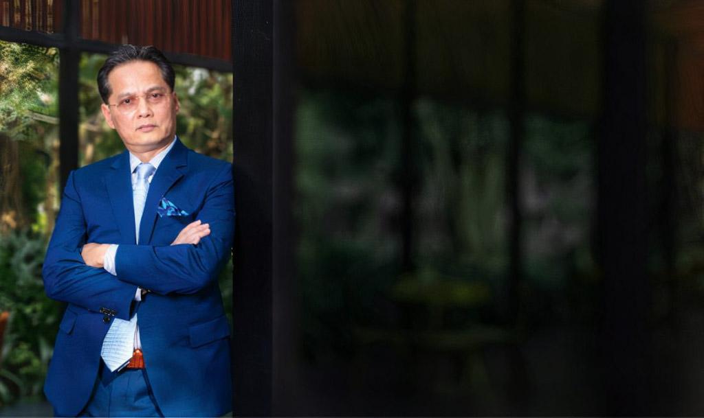 Chủ tịch tập đoàn Ecopark là ai?