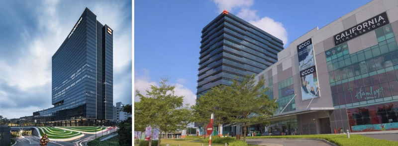 mapletree business centre
