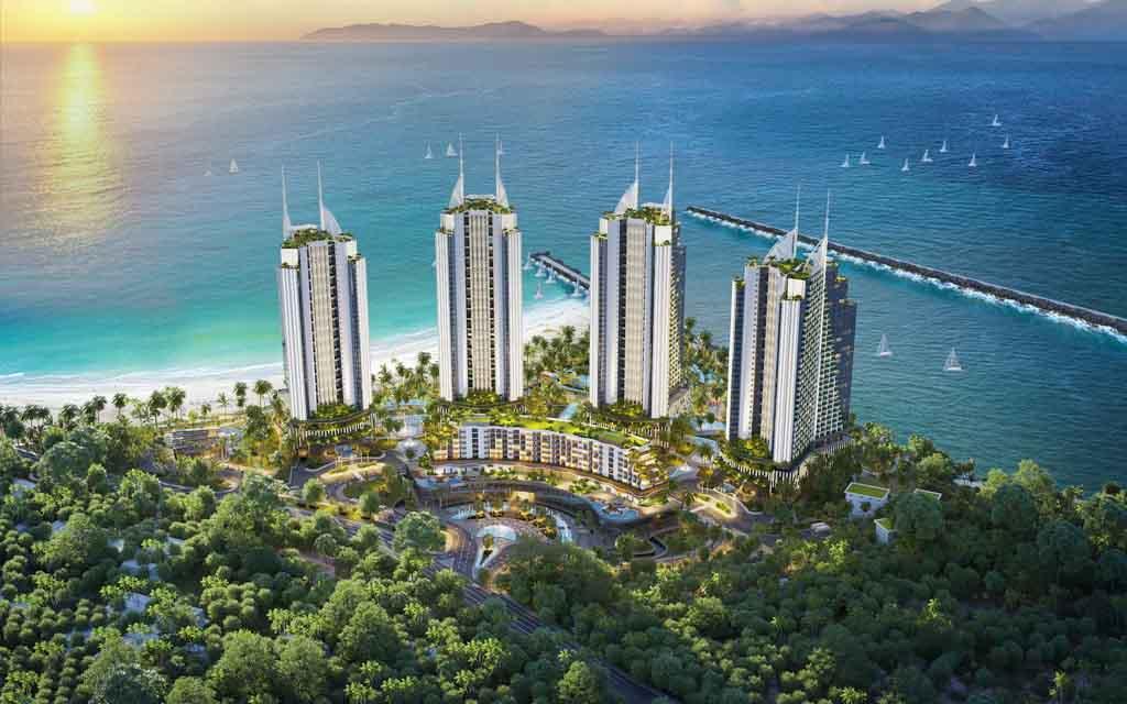 Vị trí Sailing Bay Ninh Chữ ở đâu? Có gì tiềm năng?