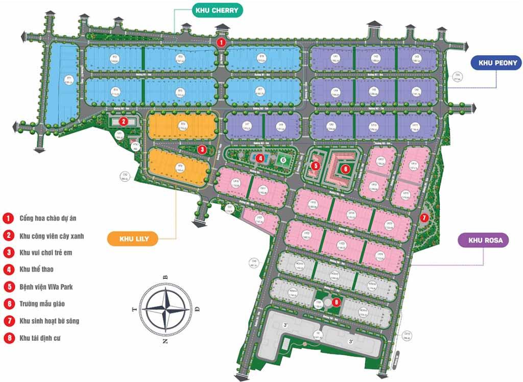 mat bang tong the viva park