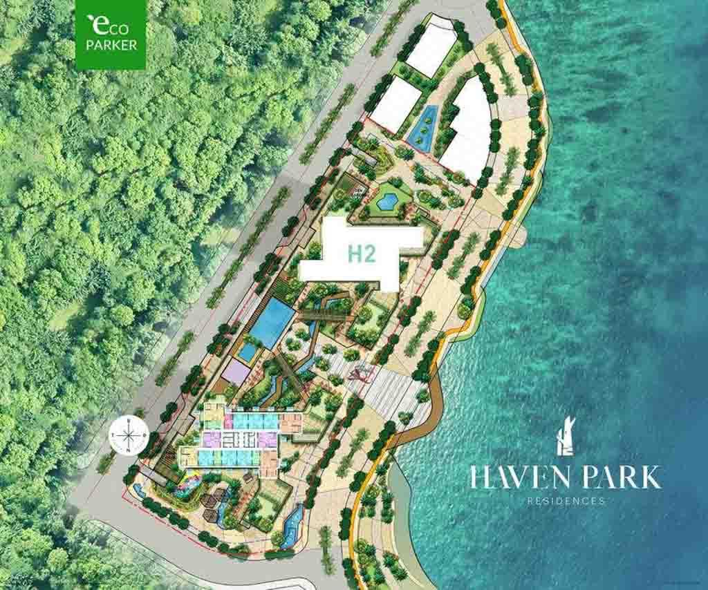 mat bang tong the can ho haven park residences