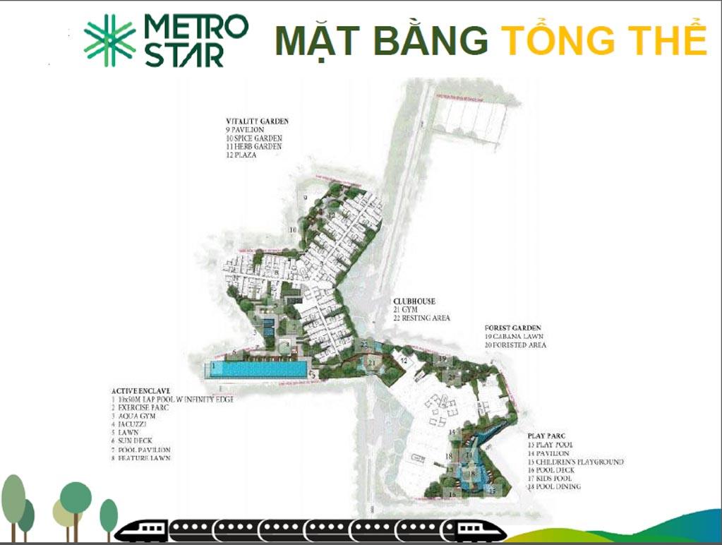 mat bang tong the chung cu metro star
