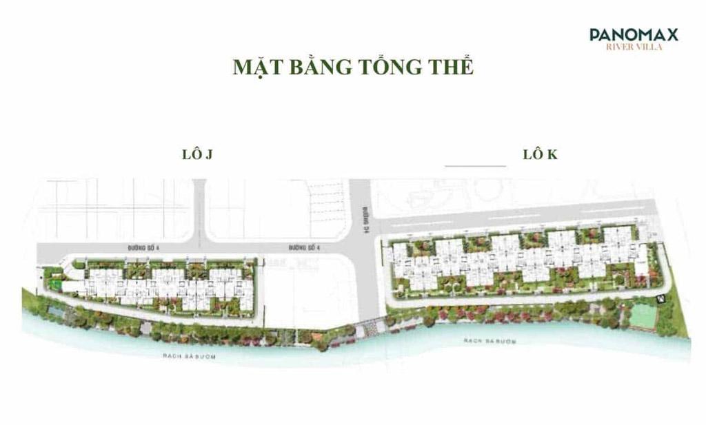 mat bang tong the panomax river villa