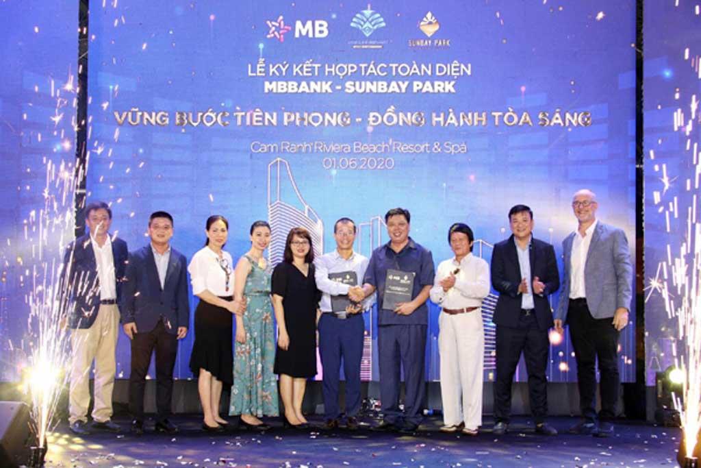 MB Bank cấp vốn 2.300 tỷ đồng cho dự án Sunbay Park Ninh Thuận