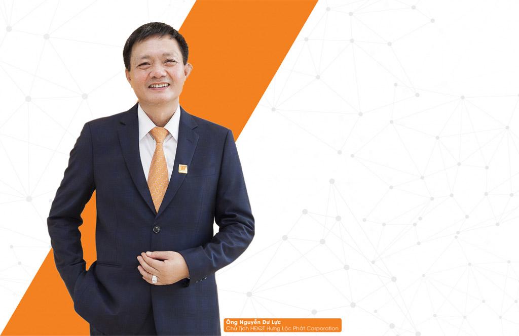 Chủ tịch tập đoàn Hưng Lộc Phát là ai?