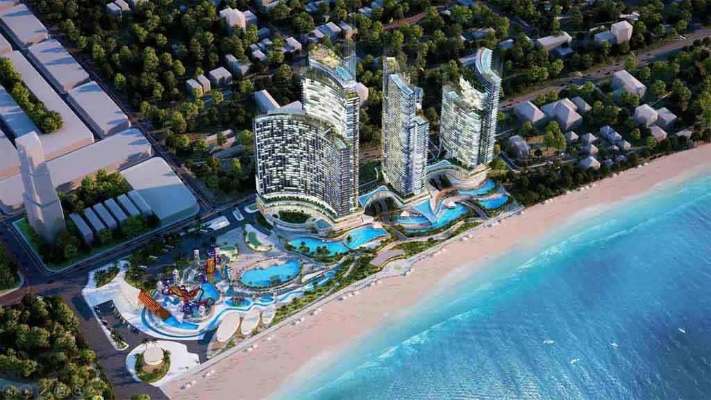 Sunbay Park Hotel đạt top 10 dự án nghỉ dưỡng tiềm năng 2021