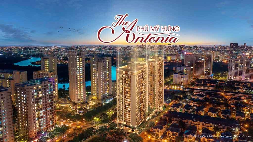 Có nên mua The Antonia Phú Mỹ Hưng không?