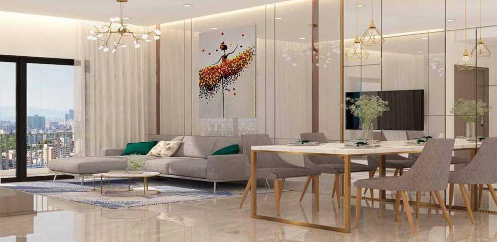 Nhà mẫu căn hộ Asiana Capella có gì khác biệt?