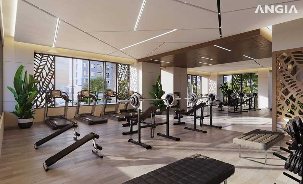 phong tap gym the gio riverside