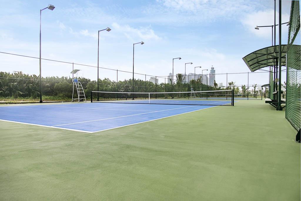 san tennis new city thu thiem
