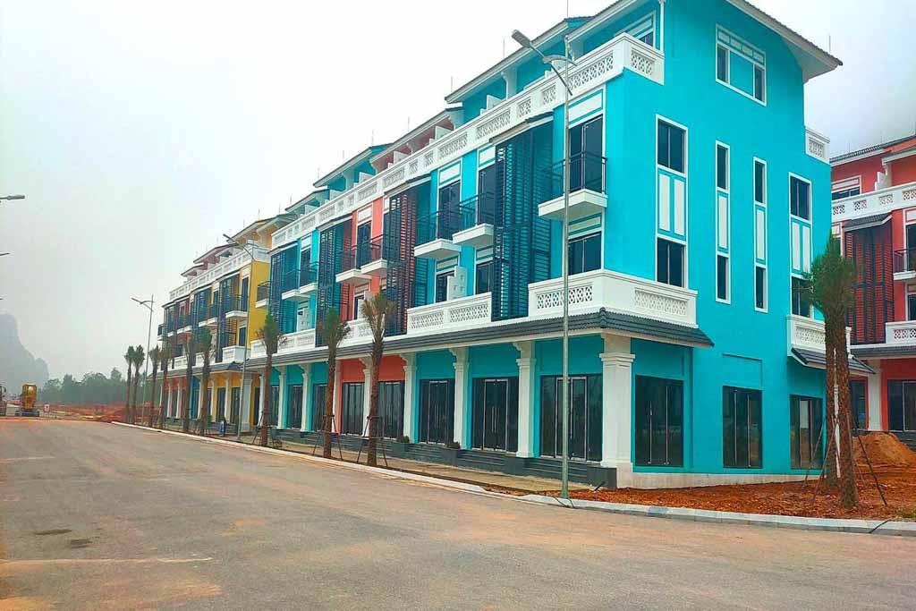 Có nên đầu tư shophouse Sonasea Vân Đồn?