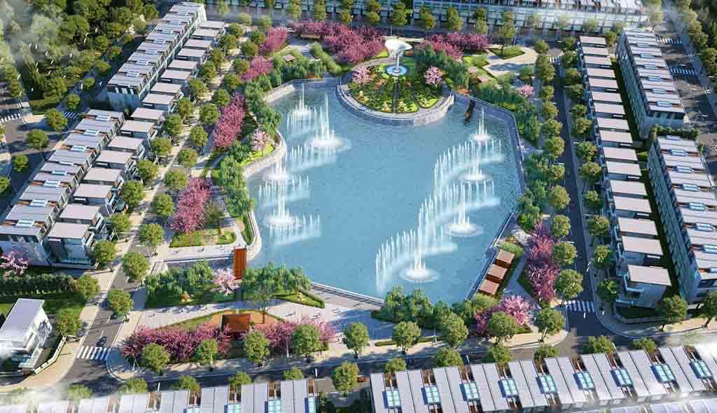 Dự án TMS Grand City Phúc Yên được hoàn thiện ra sao?